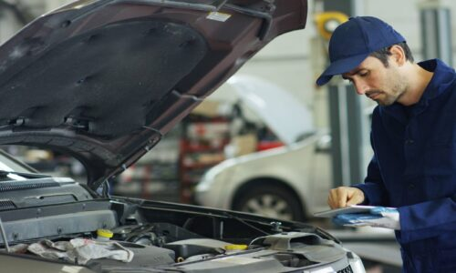 Invigorating Patterns in The Auto Fix Industry